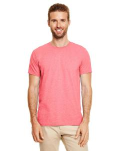 Hthr Coral Silk Softstyle® 4.5 oz. T-Shirt