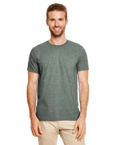 Hth Forest Green Softstyle® 4.5 oz. T-Shirt
