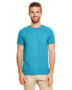 Htr Galopgs Blue Softstyle® 4.5 oz. T-Shirt
