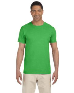Electric Green Softstyle® 4.5 oz. T-Shirt
