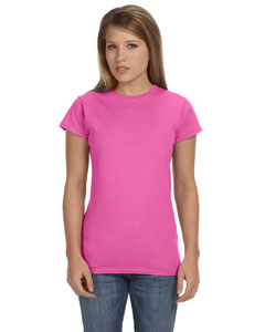Azalea Women's 4.5 oz SoftStyle® Junior Fit T-Shirt