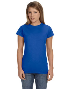 Royal Women's 4.5 oz SoftStyle® Junior Fit T-Shirt
