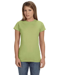 Kiwi Women's 4.5 oz SoftStyle® Junior Fit T-Shirt