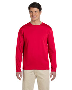 Cherry Red Softstyle® 4.5 oz. Long-Sleeve T-Shirt