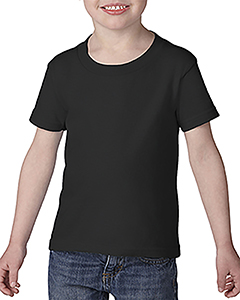 Black Toddler Softstyle® 4.5 oz. T-Shirt