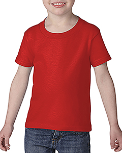Red Toddler Softstyle® 4.5 oz. T-Shirt