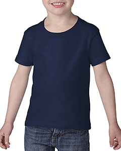 Navy Toddler Softstyle® 4.5 oz. T-Shirt