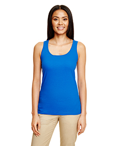 Royal Ladies' Softstyle®  4.5 oz Racerback Tank