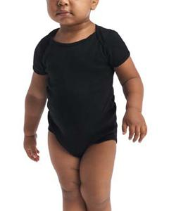 Black Infant 5.5 oz. Softstyle® One-Piece
