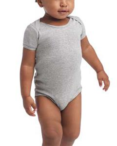 Rs Sport Grey Infant 5.5 oz. Softstyle® One-Piece