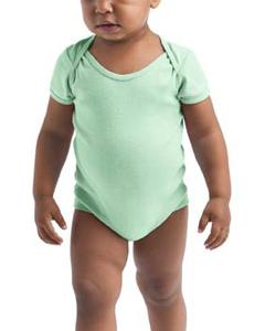 Mint Green Infant 5.5 oz. Softstyle® One-Piece