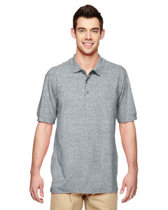 Sport Grey DryBlend® 6.3 oz. Double Piqué Sport Shirt