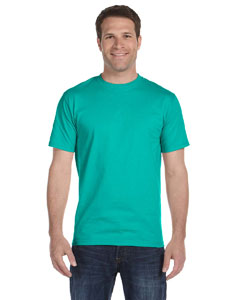 Jade Dome Adult Unisex 5.5 oz., 50/50 T-Shirt
