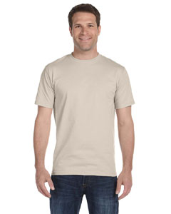 Sand Adult Unisex 5.5 oz., 50/50 T-Shirt