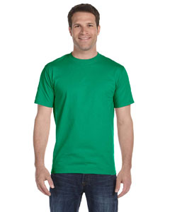 Kelly Green Adult Unisex 5.5 oz., 50/50 T-Shirt
