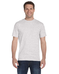 Ash Grey Adult Unisex 5.5 oz., 50/50 T-Shirt