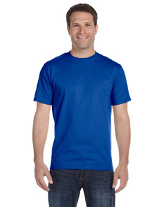 Royal Adult Unisex 5.5 oz., 50/50 T-Shirt