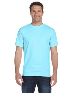 Sky Adult Unisex 5.5 oz., 50/50 T-Shirt