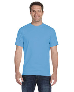 Carolina Blue Adult Unisex 5.5 oz., 50/50 T-Shirt