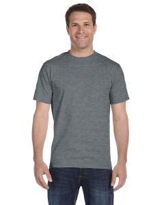 Graphite Heather Adult Unisex 5.5 oz., 50/50 T-Shirt