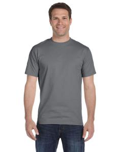 Gravel Adult Unisex 5.5 oz., 50/50 T-Shirt