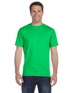 Electric Green Adult Unisex 5.5 oz., 50/50 T-Shirt