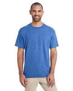 Hthr Sport Royal Adult Unisex 5.5 oz., 50/50 T-Shirt