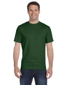 Sport Dark Green Adult Unisex 5.5 oz., 50/50 T-Shirt
