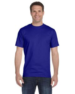 Sport Royal Adult Unisex 5.5 oz., 50/50 T-Shirt
