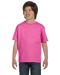 Azalea DryBlend®  Youth 5.6 oz., 50/50 T-Shirt