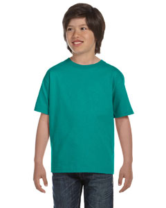 Jade Dome DryBlend®  Youth 5.6 oz., 50/50 T-Shirt