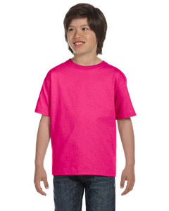 Heliconia DryBlend®  Youth 5.6 oz., 50/50 T-Shirt