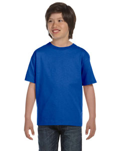 Royal DryBlend®  Youth 5.6 oz., 50/50 T-Shirt
