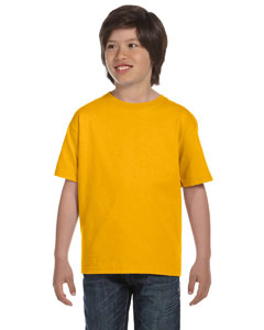 Gold DryBlend®  Youth 5.6 oz., 50/50 T-Shirt