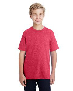 Hth Spt Scrlt Rd DryBlend®  Youth 5.6 oz., 50/50 T-Shirt