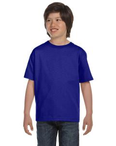 Sport Royal DryBlend®  Youth 5.6 oz., 50/50 T-Shirt