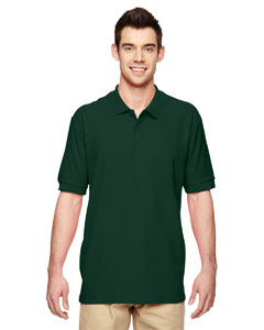 Forest Green Premium Cotton™ 6.5 oz. Double Piqué Sport Shirt