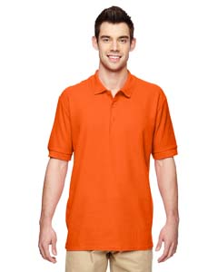 Orange Premium Cotton™ 6.5 oz. Double Piqué Sport Shirt