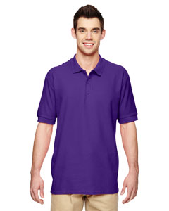 Purple Premium Cotton™ 6.5 oz. Double Piqué Sport Shirt