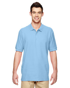 Light Blue Premium Cotton™ 6.5 oz. Double Piqué Sport Shirt