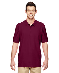 Maroon Premium Cotton™ 6.5 oz. Double Piqué Sport Shirt