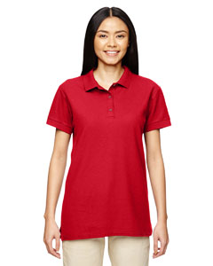 Red Premium Cotton™ Ladies' 6.5 oz. Double Piqué Sport Shirt
