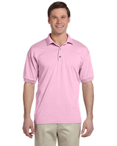 Light Pink DryBlend® 6 oz., 50/50 Jersey Polo