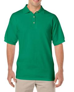 Kelly Green DryBlend® 6 oz., 50/50 Jersey Polo