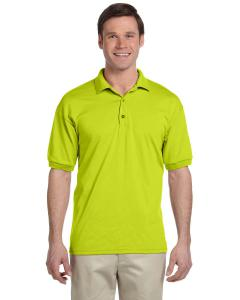 Safety Green DryBlend® 6 oz., 50/50 Jersey Polo