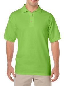 Lime DryBlend® 6 oz., 50/50 Jersey Polo