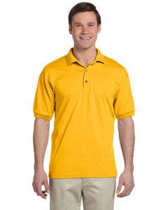 Gold DryBlend® 6 oz., 50/50 Jersey Polo