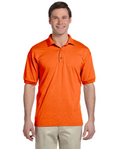 Orange DryBlend® 6 oz., 50/50 Jersey Polo