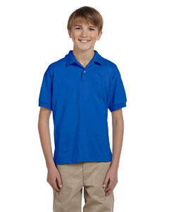 Royal Youth Unisex 6 oz. 50/50 Jersey Polo