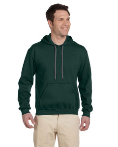 Forest Green Premium Cotton™ 9 oz. Ringspun Hooded Sweatshirt